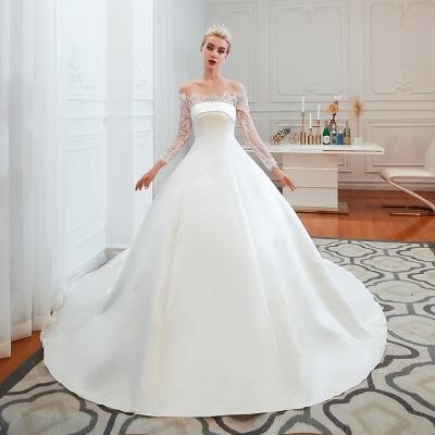 Hochzeitskleider Prinzessin   Festliche Kleider zur Hochzeit_4