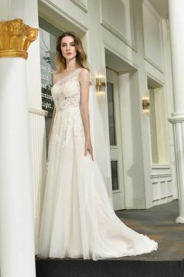 Brautmode sSchlicht Elegant | Hochzeitskleid Standesamt_8