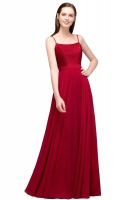 Designer Abendkleider Lang Rot   Abiballkleider online_1