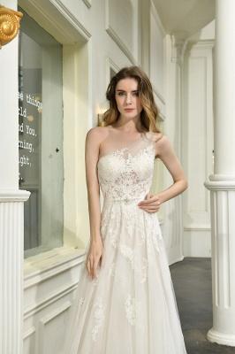 Brautmode sSchlicht Elegant | Hochzeitskleid Standesamt_5