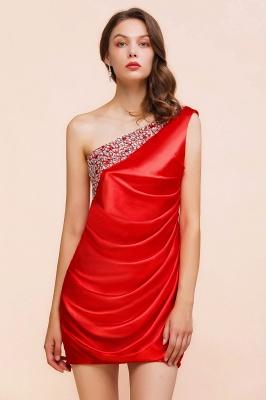 Rote Brautjungfernkleider Lang | Kleider für Brautjungfern_9