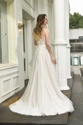 Brautmode sSchlicht Elegant | Hochzeitskleid Standesamt_3