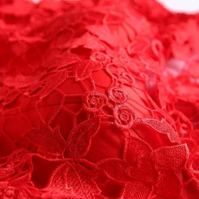 Rote Cocktailkleider Kurz   Abendmoden Online_5