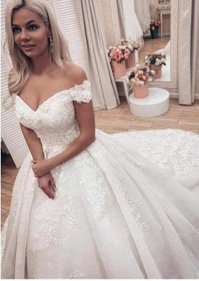 Hochzeitskleider Prinzessin Luxus   Brautkleid Spitze_3