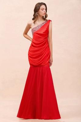 Rote Brautjungfernkleider Lang | Kleider für Brautjungfern_3