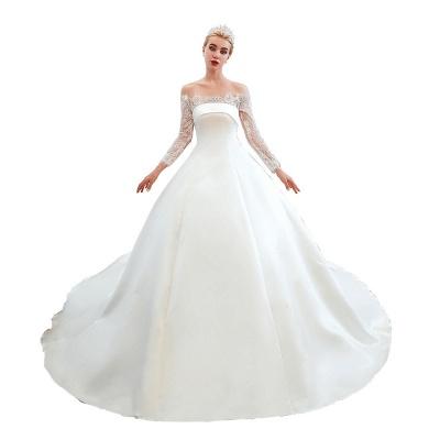 Hochzeitskleider Prinzessin   Festliche Kleider zur Hochzeit_22