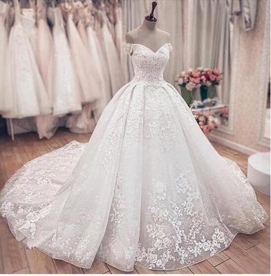 Hochzeitskleider Prinzessin Luxus   Brautkleid Spitze_4