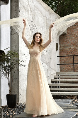 Luxus Abendkleider Lang Günstig   Boho Abendmoden online_14