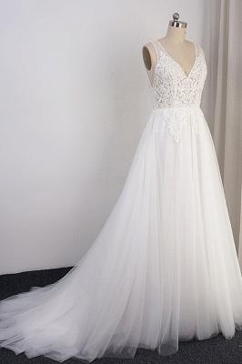 Designer Brautkleid A Linie | Hochzeitskleid Günstig Online_4