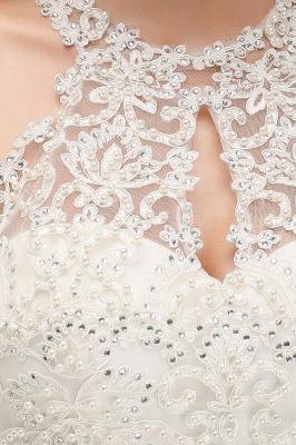 Brautjungfernkleid Weiß   Kleider Brautjungfer Günstig_11