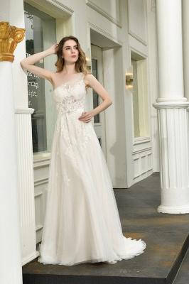 Brautmode sSchlicht Elegant | Hochzeitskleid Standesamt_4