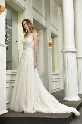 Brautmode sSchlicht Elegant | Hochzeitskleid Standesamt_11