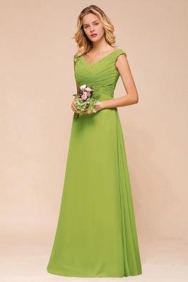 Kelly Brautjungfernkleider Günstig   Chiffon Kleider Abendmoden_8