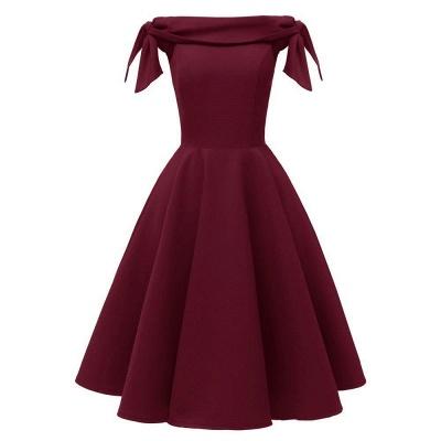 Rote Abendkleider Kurz   Cocktailkleider Unter 50_3