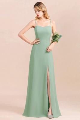 Brautjungfernkleider Mint | Chiffon Kleider Abendkleider Online_7