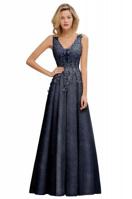 Elegante Abendkleider Lang Günstig   Abiballkleider online_5