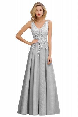 Elegante Abendkleider Lang Günstig   Abiballkleider online_6
