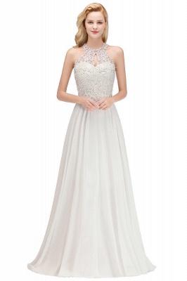 Brautjungfernkleid Weiß   Kleider Brautjungfer Günstig_15