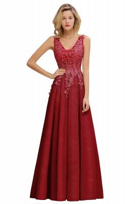 Elegante Abendkleider Lang Günstig   Abiballkleider online_2