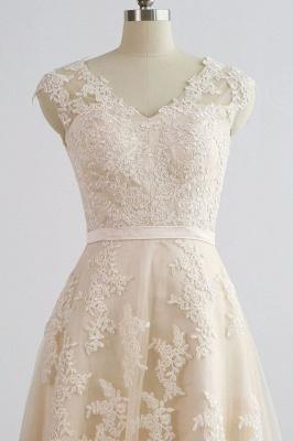 Designer Hochzeitskleider MIt Spitze Günstig Online Kaufen_5
