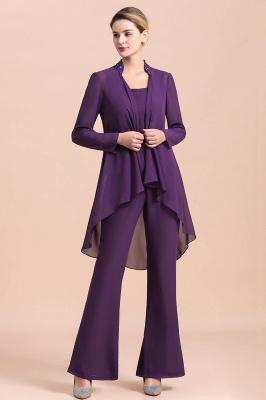 Grape Brautmutterkleider mit Bolero | 3 Teilige kleider für Brautmutter_7