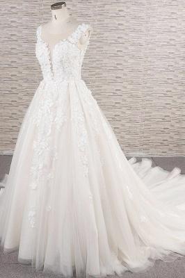Hochzeitskleider Online | A Linie Brautkleider Günstig_4