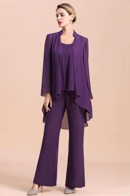 Grape Brautmutterkleider mit Bolero | 3 Teilige kleider für Brautmutter