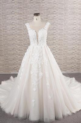Hochzeitskleider Online | A Linie Brautkleider Günstig_1
