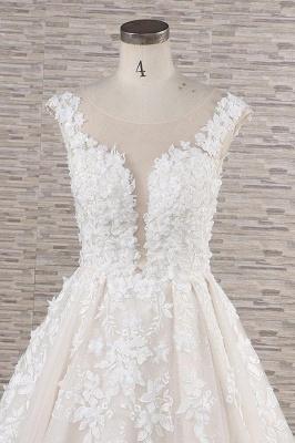 Hochzeitskleider Online | A Linie Brautkleider Günstig_5