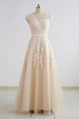 Designer Hochzeitskleider MIt Spitze Günstig Online Kaufen_1