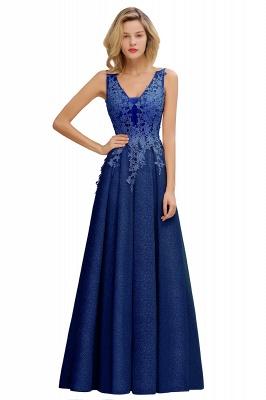 Elegante Abendkleider Lang Günstig   Abiballkleider online_4