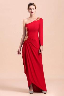 Rote Brautmutterkleider Lang Rot | Partykleider Günstig Online_5