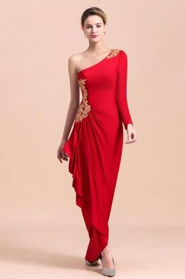 Rote Brautmutterkleider Lang Rot | Partykleider Günstig Online_9