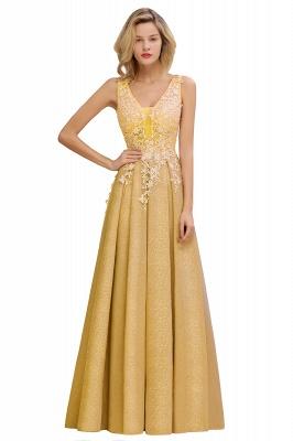 Elegante Abendkleider Lang Günstig   Abiballkleider online_3