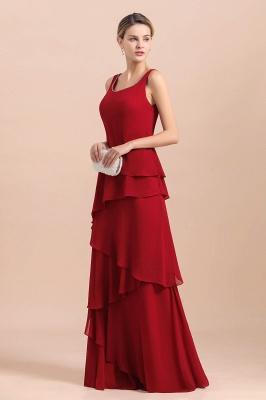 Rote Brautmutterkleider Mit Jacket   Kleider Für Brautmutter_9