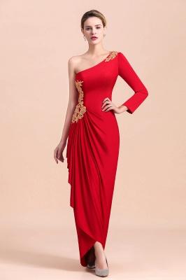 Rote Brautmutterkleider Lang Rot | Partykleider Günstig Online_7
