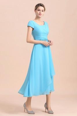 Schlichtes Brautmutterkleid | Kurze Kleider Für Brautmutter_9