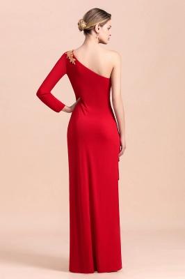 Rote Brautmutterkleider Lang Rot | Partykleider Günstig Online_3