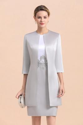 Brautmutterkleider mit Jacket | Kleider für Brautmutter_8