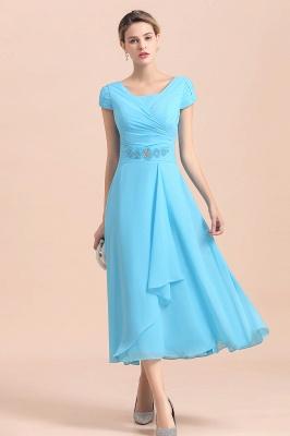 Schlichtes Brautmutterkleid | Kurze Kleider Für Brautmutter