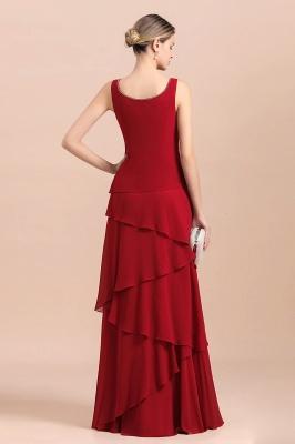 Rote Brautmutterkleider Mit Jacket   Kleider Für Brautmutter_7