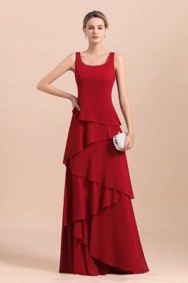 Rote Brautmutterkleider Mit Jacket   Kleider Für Brautmutter_8