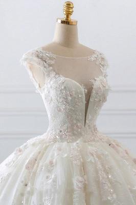 Hochzeitskleid Standesamt | Günstige Brautkleider Prinzessin_4