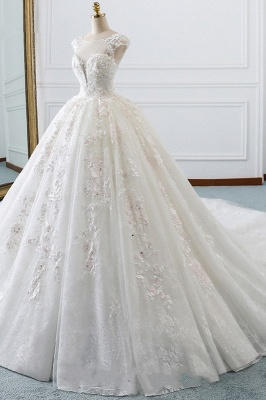 Hochzeitskleid Standesamt | Günstige Brautkleider Prinzessin_3