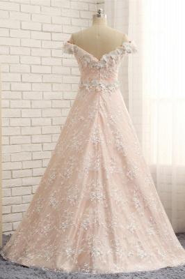 Günstige Hochzeitskleider A Linie | Brautkleider Spitze_2