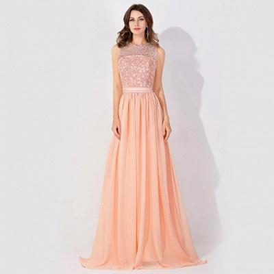 Elegante Abendkleider Günstig | Abiballkleider mit Spitze_2