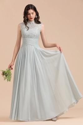 Brautjungfernkleider Mint | Spitze Kleider für Brautjungfern_4