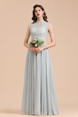 Brautjungfernkleider Mint | Spitze Kleider für Brautjungfern_1