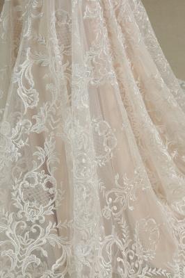 Elegante Brautkleider Meerjungfrau   Hochzeitskleider Spitze_6