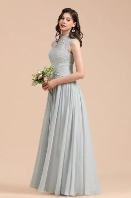 Brautjungfernkleider Mint | Spitze Kleider für Brautjungfern_7